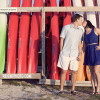 Honeymoon Island Beach Engagement Session