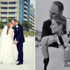 Lido Beach Resort Wedding | Meet: Rebekah + Daniel