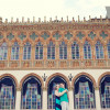 Cary & Shaina's Ringling Museum Engagement Photos