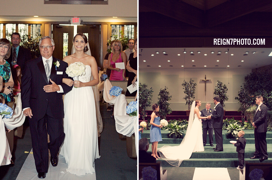 Hilton Carillon Park Wedding